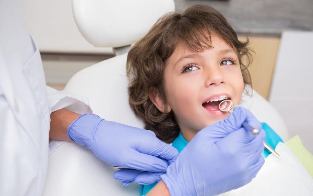 Tratamientos más comunes en odontopediatría