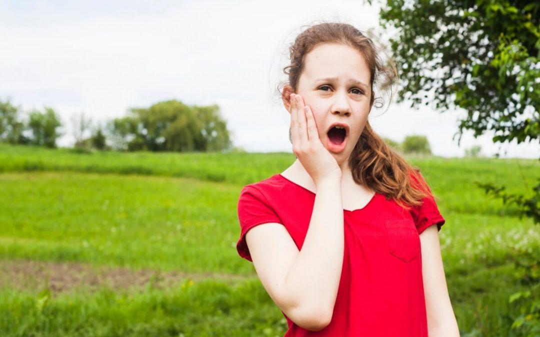 Llagas bucales en niños: causas y cómo curarlas